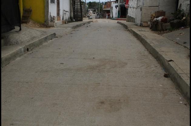 A Juan Carlos Alcalá lo acuchillaron en una riña en el sector Las Positas de Pasacaballos. Corrió, pero cayó en la calle La Loma.