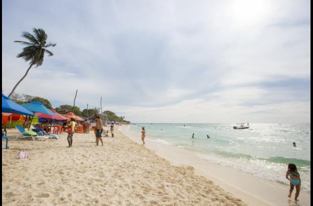 Playa Blanca, Barú.