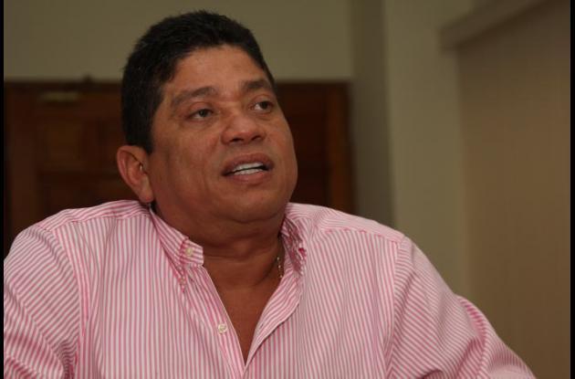 Antonio Quinto Guerra, alcalde de Cartagena.