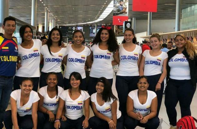El equipo viajó este miércoles a Argentina para ser de la partida en el certamen internacional de sóftbol.