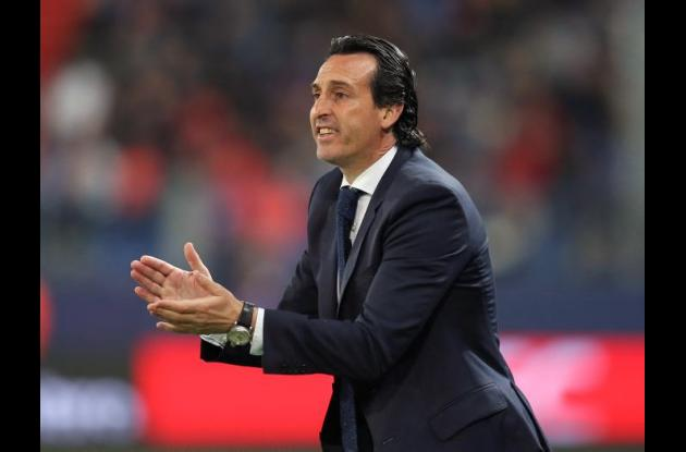 Unai Emery, nuevo Director Técnico del Arsenal.