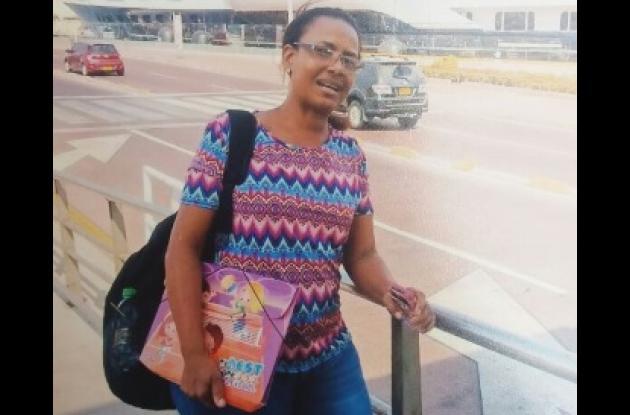 Zenaida Serna Arriaga. Asesinada y descuartizada por su marido en El Pozón.
