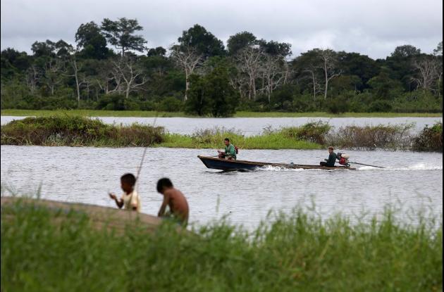 La Amazonía brasileña perdió 6.624 kilómetros cuadrados de cobertura vegetal entre agosto de 2016 y julio de 2017, un área equivalente a la de la región metropolitana de Río de Janeiro y un 16 % inferior a la desforestada en el año inmediatamente anterior (2015-2016), según datos oficiales.