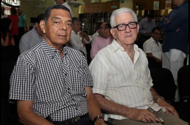 Asdrubal Recuero y Ramón del Castillo.