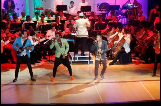 Bazurto All Stars Orquesta Sinfónica de Bolívar Champeta sinfónica