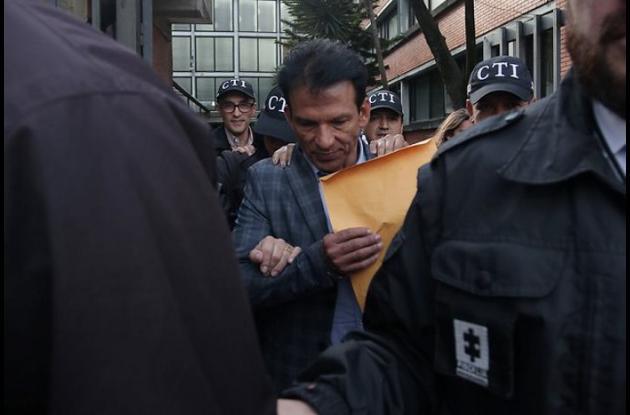 Reinaldo Huertas, vinculado en el caso de Carlos Mattos.