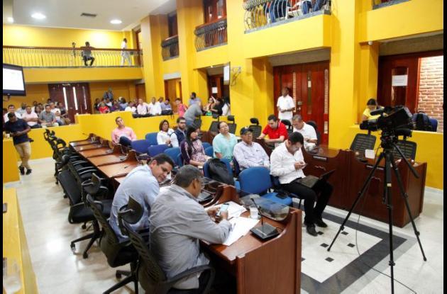 Concejo de Cartagena abrió este jueves convocatoria para elegir nuevo contralor