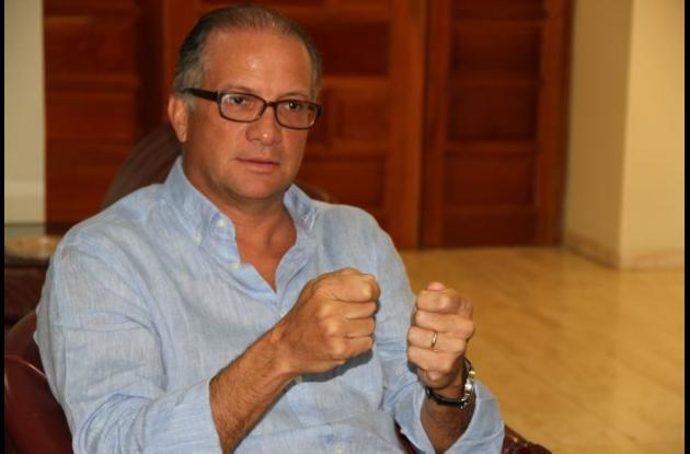 Humberto Rodríguez participa en el ceremonia del Emprendedor del Año Mundial en Mónaco.