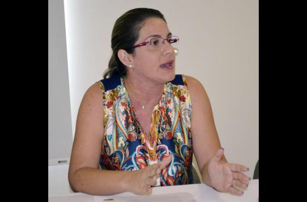 Karen Cure, representante a la Cámara