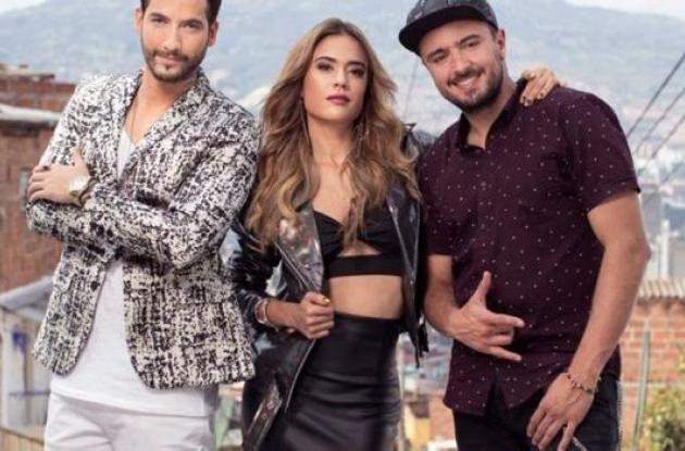 'La reina del flow' está protagonizada por Carolina Ramírez, Carlos Torres y Andrés Sandoval.