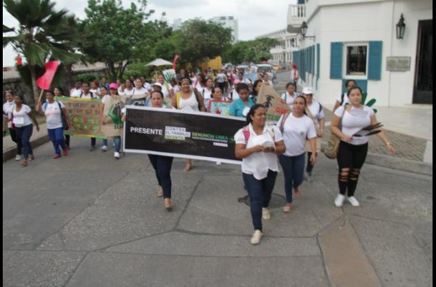 Maratón organizada por el ICBF contra el trabajo infantil.