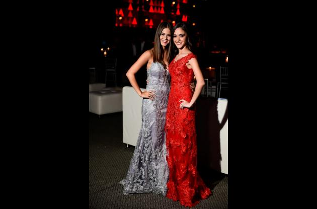Mariana González Martínez y Michelle Dossman Borda.