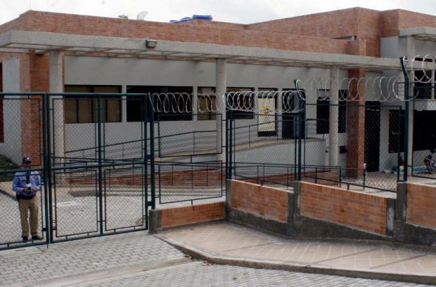 Instituto de Medicina Legal en Sucre.