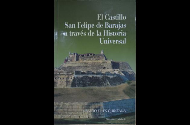 Investigador e historiador cartagenero presenta nuevo libro sobre la historia real del Castillo San Felipe de Barajas