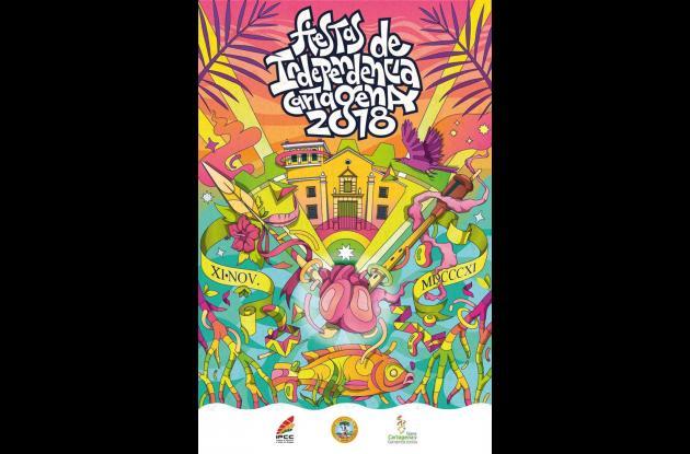 Nuevo afiche oficial de Fiestas.