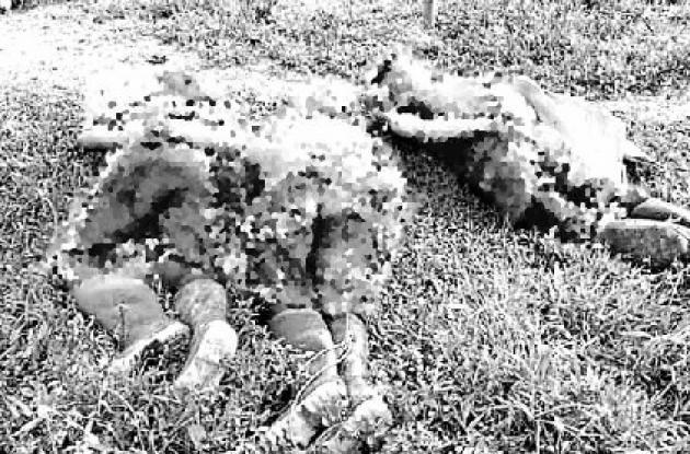 John Campo Laguna era oriundo de Barranco de Loba, sur de Bolívar. Fue asesinado junto a otros dos campesinos en Nariño.