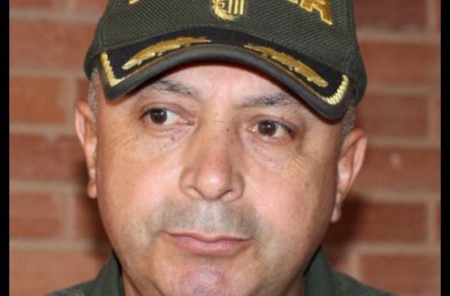 Coronel Luis Hernán Vallejo Gustín, Comandante Policía Sucre.