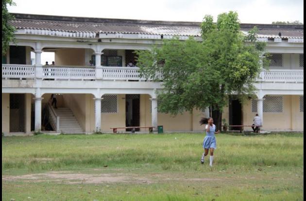 Sede de la institución Educativa Fernández Baena