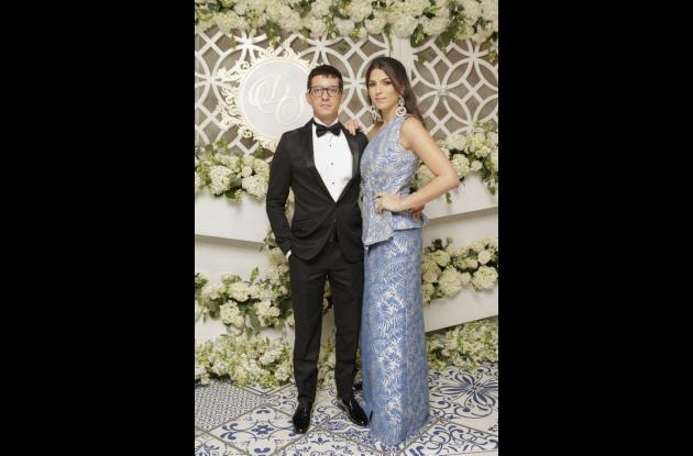 Juan Trucco y Gabriela Puente.