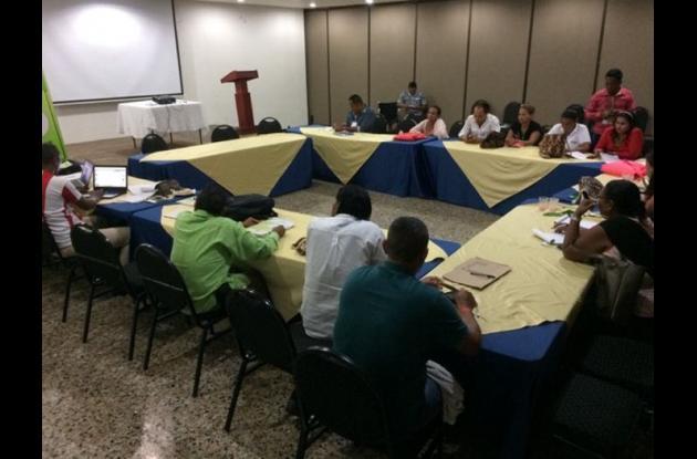 Mesa de Víctimas de Bolívar