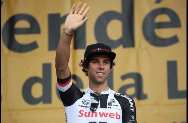 Michael Matthews ciclista del Sunweb