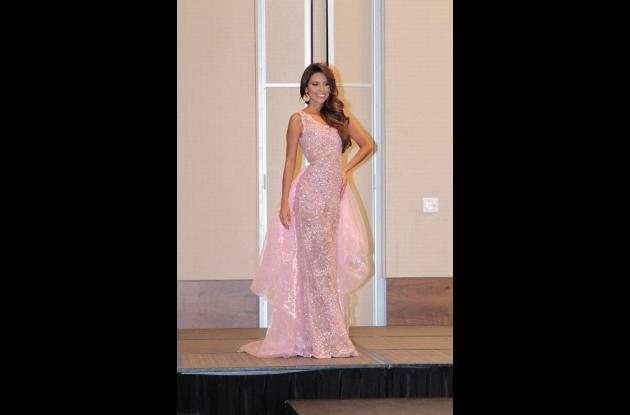 Nathalia Blanco, la virreina que podría representar a Cartagena en Medellín.