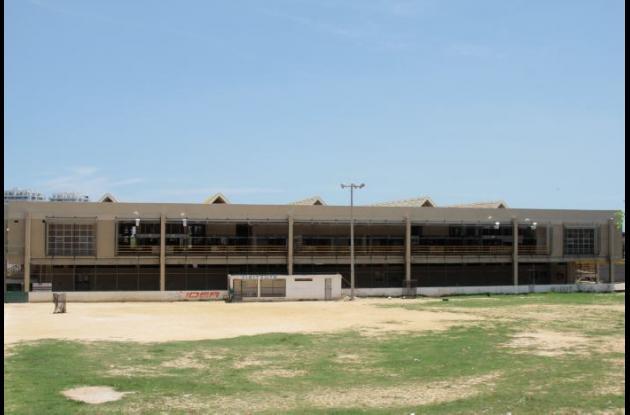 Panorámica de edificio
