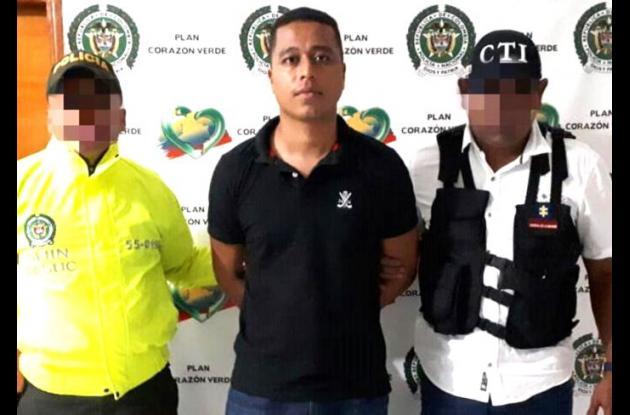 Deiner López Diz, presunto asesino de soldado.