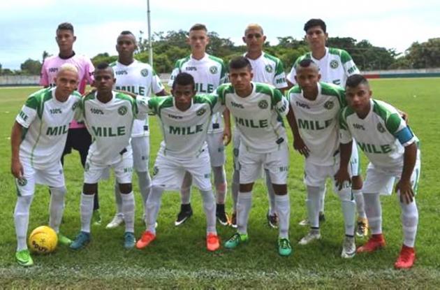 Selección juvenil de fútbol