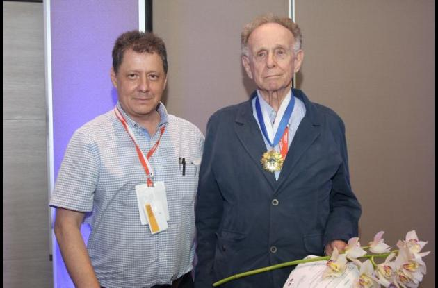 Diego Castrillón Restrepo y Diter Castrillón Oberndorfer.