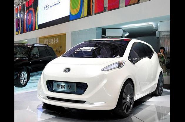 Auto chino marca JAC