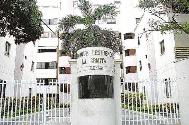 Este es el 'ahora' del Club Popa, convertido en un conjunto residencial.