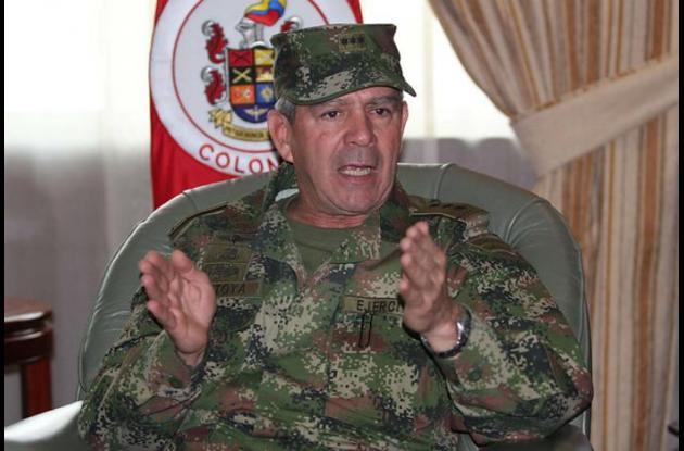 El general (r) Mario Montoya.