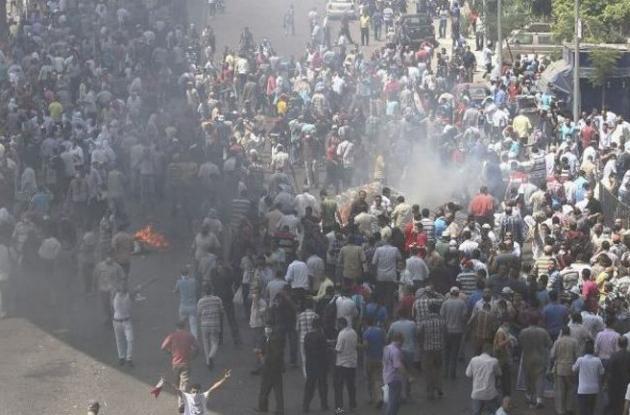 masacre de la plaza cairota de Rabaa al Adawiya