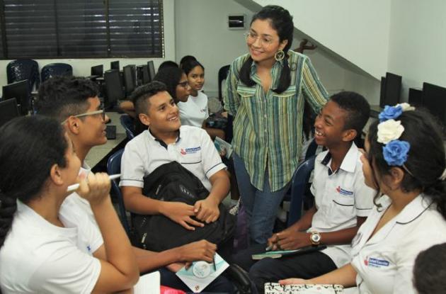 Prensa Escuela en El Universal.