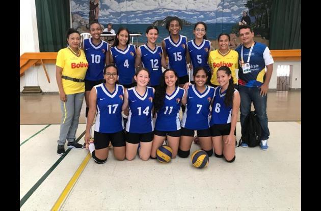 La Salle sacó su casta y se quedó con el título en voleibol femenino juvenil al vencer a Magdalena. Las menores fueron dirigidas por Leydi Padilla.