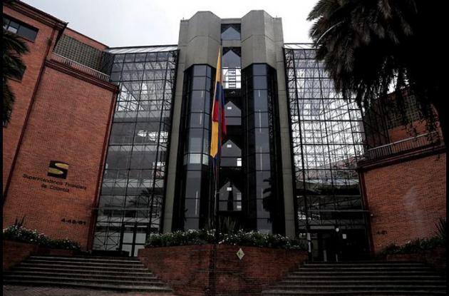 Sede de la Superintendencia Financiera