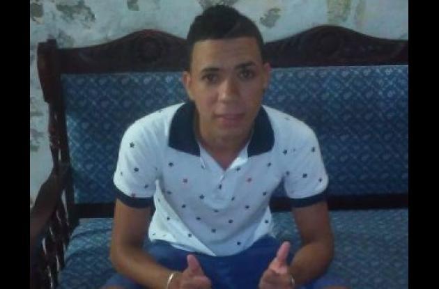 Freddy Rafael Orozco Gaviria, murió en choque entre tres motos en Daniel Lemaitre.