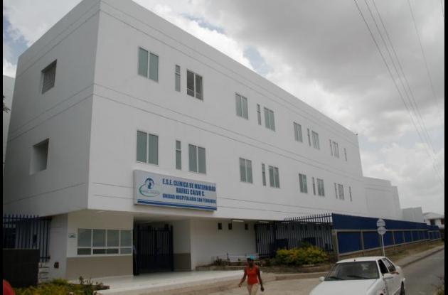 Clínica Gestion Salud San Fernando.
