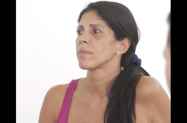 Liliana del Carmen Campos Puello, 'la Madame'.