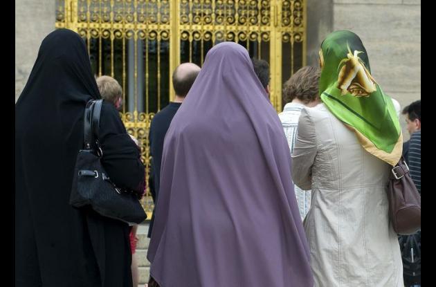 mujeres musalmanas