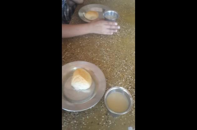 Pan y jugo
