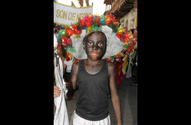 Danza Son de Negro