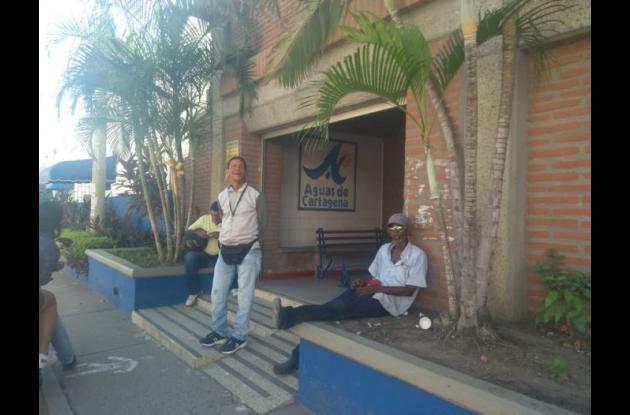 Sede de Aguas de Cartagena