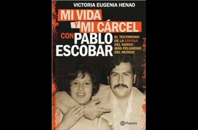 Libro de la viuda de Pablo Escobar