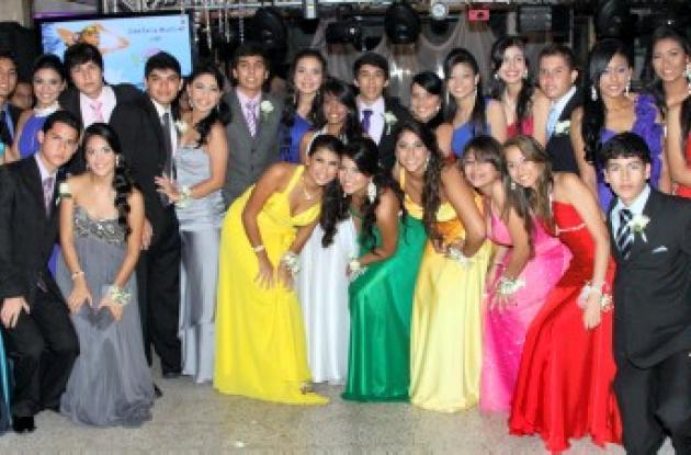 Grados Colegio Altair.