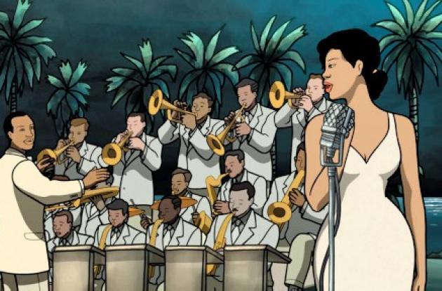 Trueba y la precisión musical en Chico y Rita
