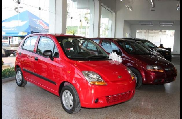 La producción aumentó especialmente en la industria de vehículos automotores