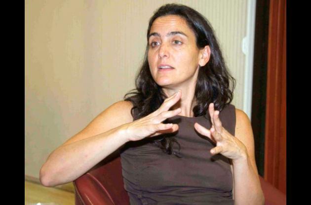 Monika Wagenberg, directora del Festival de Cine de Cartagena