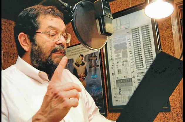El escritor David Sánchez Juliao